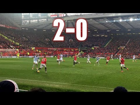 Manchester United vs Huddersfield, 2-0, Premier League, 03.02.2018