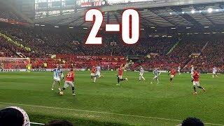 Manchester United vs Huddersfield, 2-0, Premier League, 03.02.2018