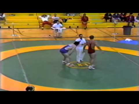 1989 Senior National Championships: Match 6
