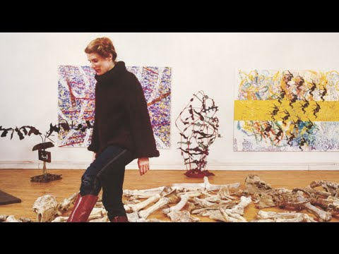 Guide to the Masters: the Science of Art Behind Nancy Graves