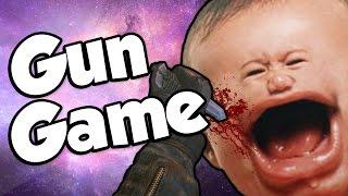 GUN GAME REACTIONS! (Call of Duty: Infinite Warfare Gun Game Reactions)