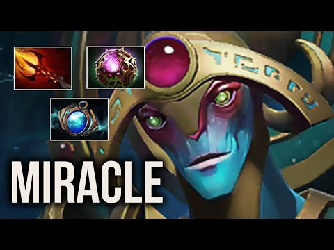 Miracle- Imba Mid Oracle Gameplay Dota 2