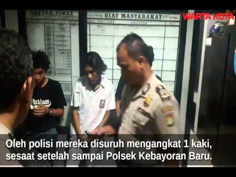 Mau Serang SMAN 6 Jakarta, Tiga Pelajar Ini Diciduk Polisi