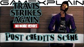Is Something Major Teased in Travis Strikes Again: No More Heroes