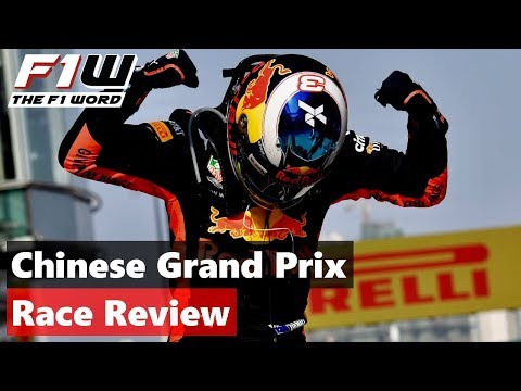 Chinese Grand Prix: Race Review