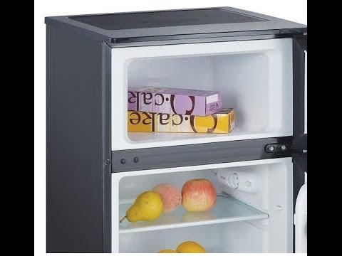 Mini Refrigerator With Locking Door
