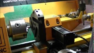 Emco 5 cnc 5PC Tool Turret fitting Thumbnail