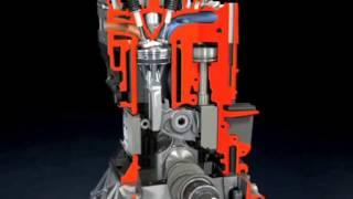 Moteur à compression variable MCE-5 VCRi : principe mécanique