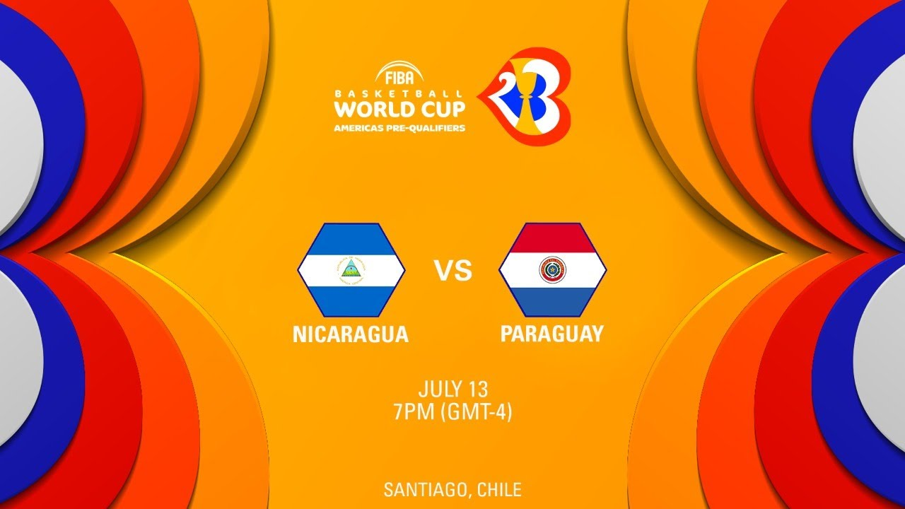 Nicaragua vs. Paraguay | Full Game – FIBA World Cup 2023 Americas Pre-Qualifiers
