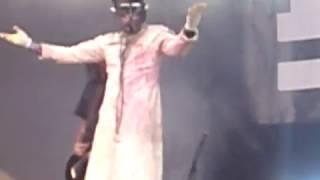 3  Ostfront; Heim kind (am 10.8.2013 auf Mera Luna Live)