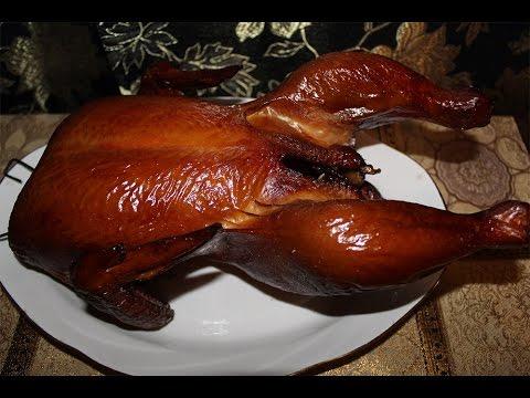 Копчения курицы горячего копчения своими руками фото 721