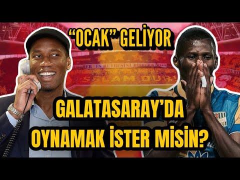 """İKİ FORVET BİRDEN GELİYOR: """"2019 Model Galatasaray"""""""