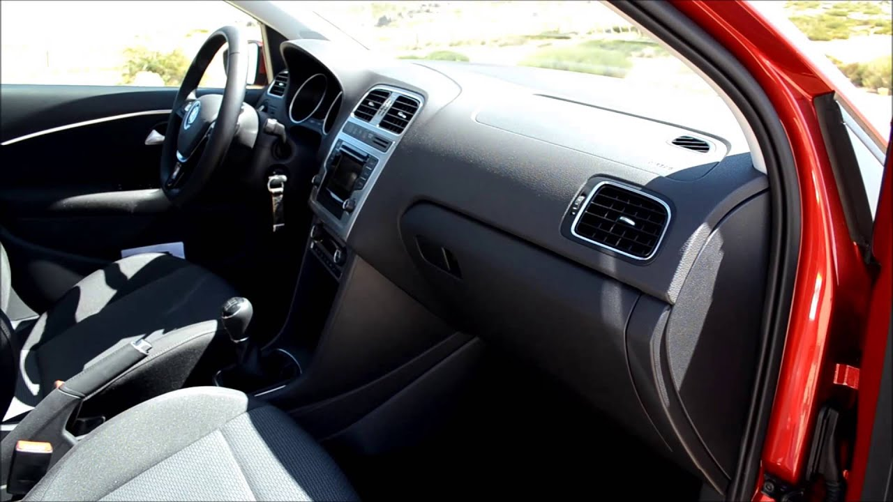 volkswagen polo sport 1 2 tsi 110cv bmt youtube. Black Bedroom Furniture Sets. Home Design Ideas