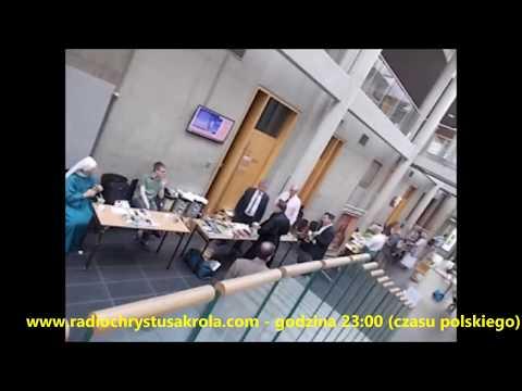 """Radio Chrystusa Króla: Jaki świat ,, kreuje """" nam masoneria? - doktor Stanisław Krajski"""