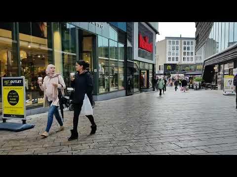 Almere  stad centrum