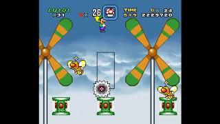 SMW Hack - Luigi's Misadventures: Tsux Namine's Factor (14)