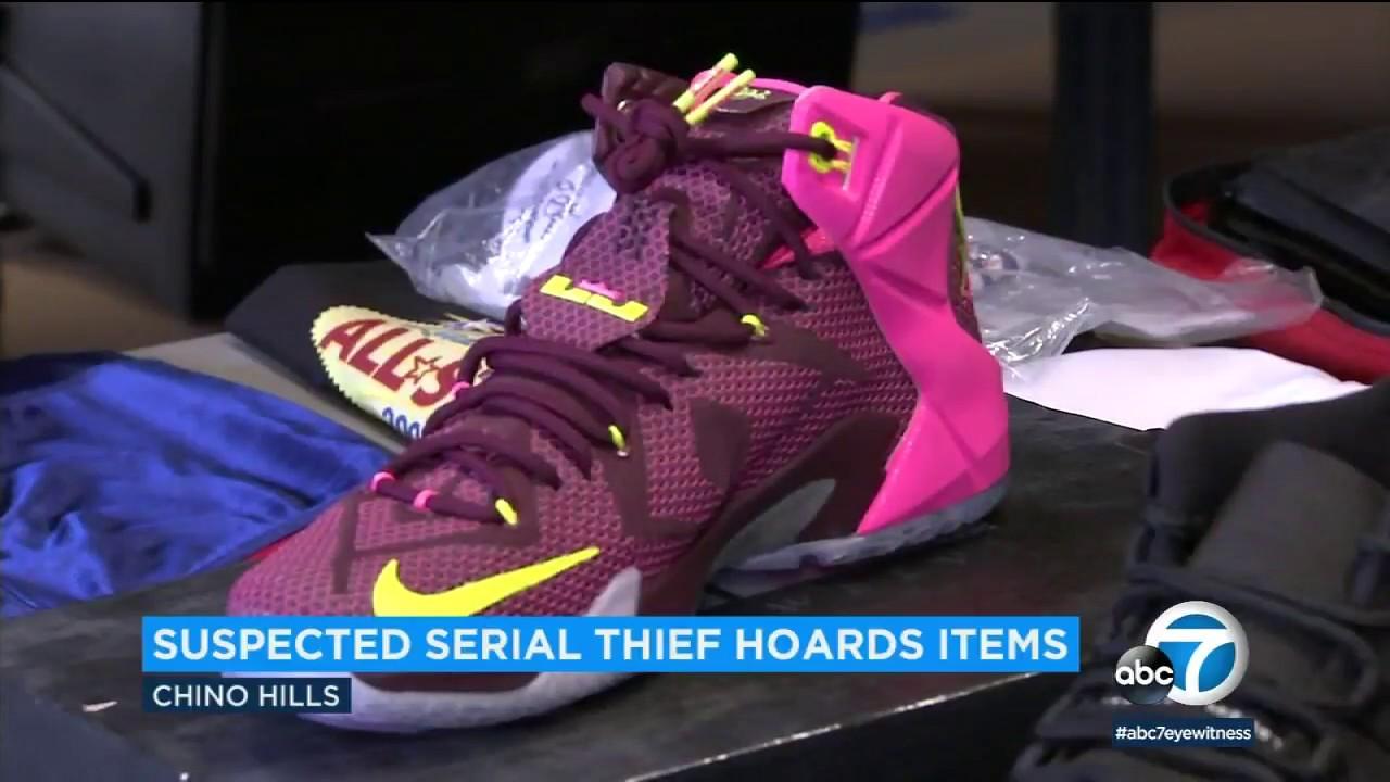 U0027Hoarderu0027 Burglar Kept $200K Of Property In Storage, Police Say | ABC7