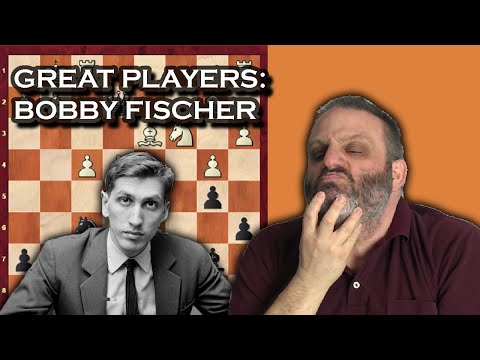 Great Players of the Past — Bobby Fischer, with GM Ben Finegold
