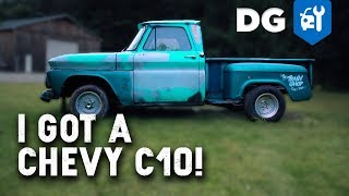 I Traded The Commander For A Chevy C10!