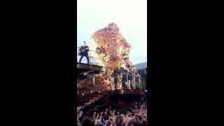 Robbie Williams - Come Undone Hampden Park Glasgow 25th June 2013