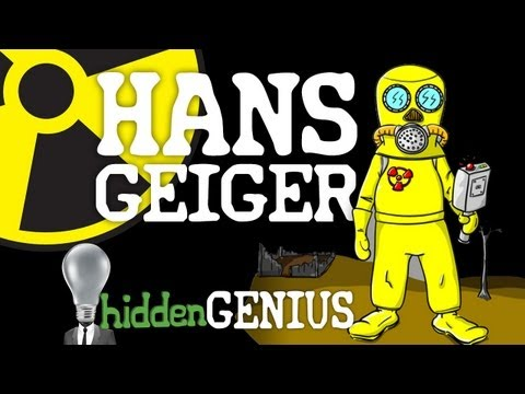 REAL TALK:  Geiger Counter - Hidden Genius