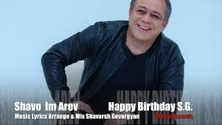 Download lagu Shavo - Im Arev (Happy Birthday S.G.)