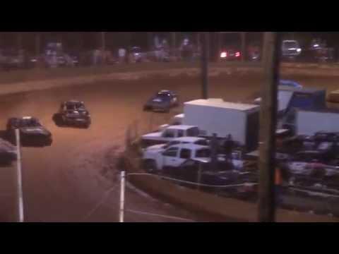 Winder Barrow Speedway Stock Eights Feature Race 8/1/15