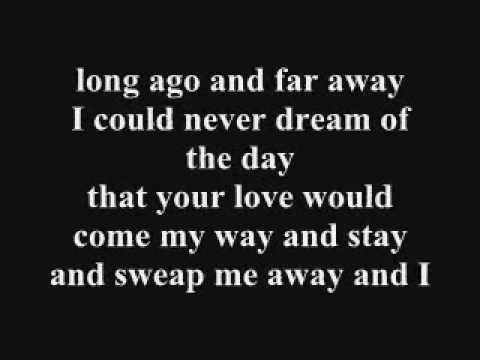 once upon a broken heart lyrics