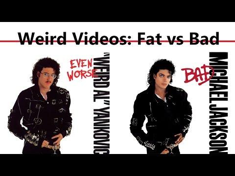 Video Comparison Weird Al's
