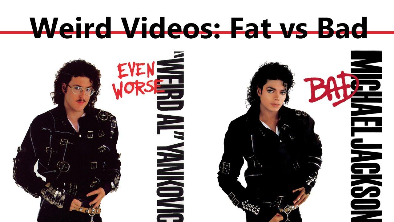 Youtube Weird Al I M Fat 23