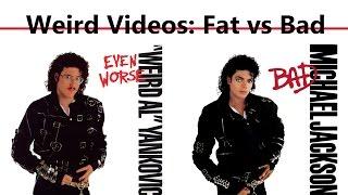 Repeat youtube video Video Comparison - Weird Al's