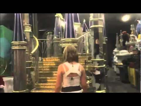 Wacky moments: Jen Ledger of Skillet