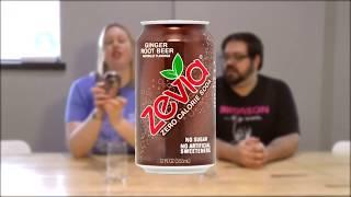 Zevia Ginger Root Beer - Diet Pop Stars