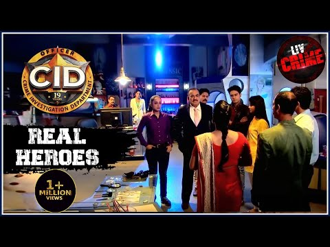 College Reunion   C.I.D   सीआईडी   Real Heroes