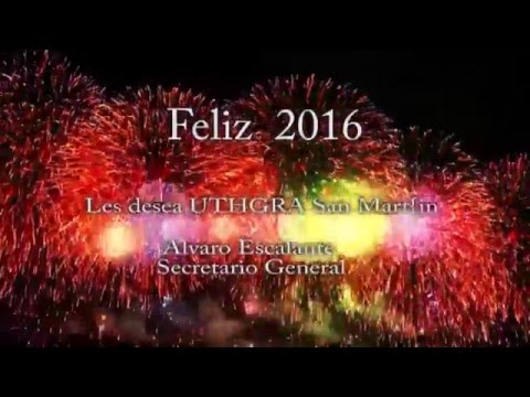 UTHGRA San Martín 2015