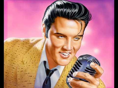 Elvis Presley - His latest flame (by Richard Esveldt)
