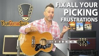How To Simply Fix All Your Picking Frustrations (Part 1)