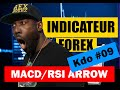 INDICATEUR MACD RSI FOREX TRADING - MT4 GRATUIT A TELECHARGER