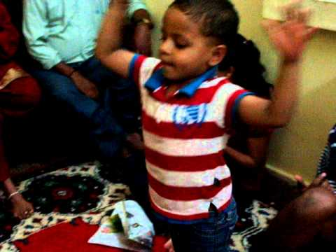 Rowan Jade Dancing for Mankatha song