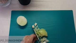 Мясные тефтели-ежики с морковкой и луком.  Вкусный рецепт.