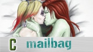 Collider Mail Bag - Could The Harley Quinn/Poison Ivy Relationship Be Explored In Suicide Squad 2?