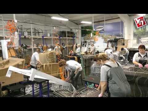 В Димитровграде выпускают уникальную мебель