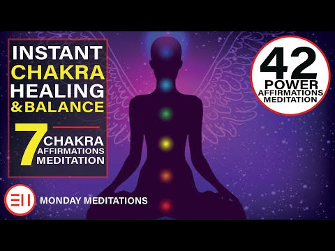 42-affirmations-meditation-to-heal-and-balance-your-7-chakras-|-extremely-powerful!!