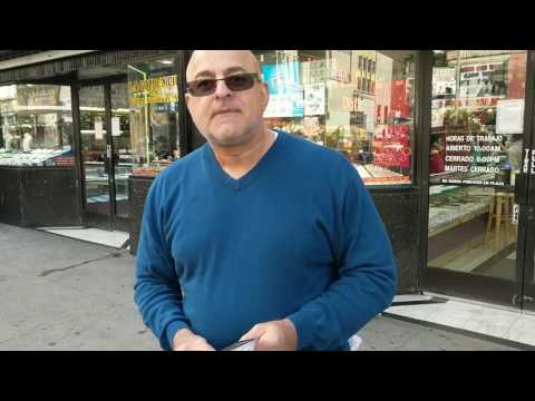 Ted The Atheist vs Your Usual ignorant preacher on Broadway 12/24/2016