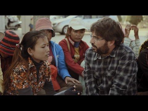 """Trabajadora asiática de la industria textil: """"No entiendo el poco corazón de los jefes"""" - Salvados"""