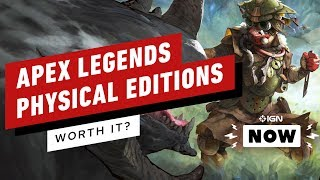 Are the Apex Legends Physical Editions Worth the Price? - IGN Now
