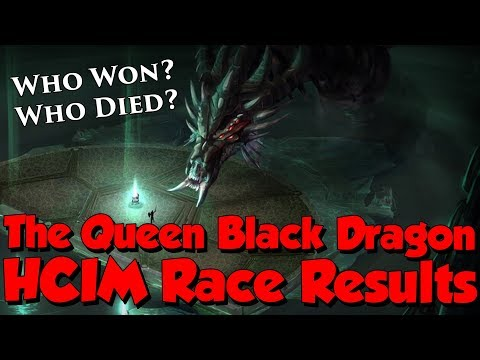 QBD HCIM Race Results! [Runescape 3] Who Won? Who Got Toasted?
