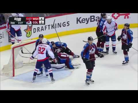 Washington Capitals vs Colorado Avalanche - March 29, 2017 | Game Highlights | NHL 2016/17