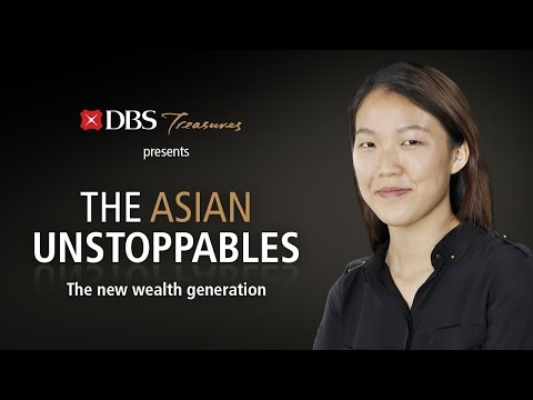 DBS Treasures: Asian Unstoppables w/ Chan Yi Wen, Bolt Media