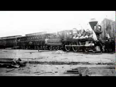The 2015 Lincoln Funeral Train Project Youtube